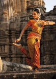 Bharatanatyam Art by Paule Seux