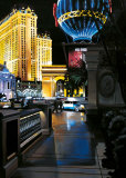Paris, Vegas Prints by Christophe Susbielles