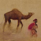 El Sagha Kunst af Isabelle Del Piano