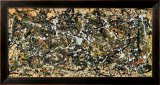 Number 8, 1949 Poster by Jackson Pollock