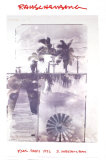 Pass for Two (Night Sights), c.1992 Print by Robert Rauschenberg