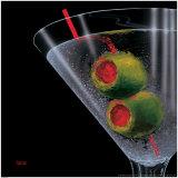 Classic Martini Plakater av Michael Godard