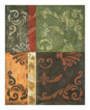 Autumn Sequence II Print by Jodi Reeb-myers