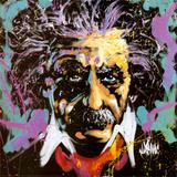 Einstein Poster von David Garibaldi