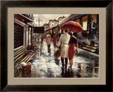 Metropolitan Station Print by Brent Heighton