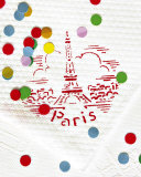 Paris Confettis Prints by Danielle Coquille