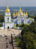 St. Michael's Monastery, Kiev, Ukraine Photographic Print by Gavin Hellier