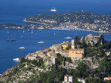 Eze, French Riviera, Cote D'Azur, France Photographic Print by Doug Pearson