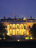 White House, Washington D.C., USA Photographic Print by Walter Bibikow