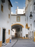 Old Town of Evora, Alentejo, Portugal Photographic Print by Michele Falzone