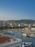 Cannes, Old Town Le Suquet, Vieux Port, Provence-Alpes-Cote D'Azur, France Photographic Print by Alan Copson
