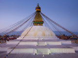 Bodnath Stupa, Kathmandu, Nepal Photographic Print by Demetrio Carrasco