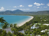 Four Mile Beach and Trinity Bay, Port Douglas, North Coast, Queensland, Australia Photographic Print by Walter Bibikow