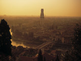 Duomo and River Adige, Verona, Italy Photographic Print by Alan Copson