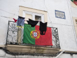 Balcony, Evora, Alentejo, Portugal Photographic Print by Michele Falzone