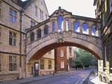 Hertford College, Oxford, Oxfordshire, England Photographic Print by Steve Vidler