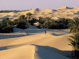 Sahara Desert, Douz, Tunisia Photographic Print by Jon Arnold