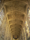 King's College Chapel, Cambridge, Cambridgeshire, England Photographic Print by Steve Vidler