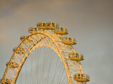 Millennium Wheel, London, England Photographic Print by Jon Arnold