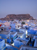Rooftops, Jodhpur, Rajasthan, India Photographic Print by Doug Pearson