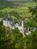 Neuschwanstein Castle, Bavaria, Germany Photographic Print by Alan Copson