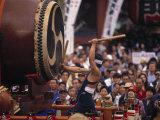 Kodo Drummers, Tokyo, Japan Photographic Print by Demetrio Carrasco