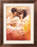 Emotional Dance Print by Robert Duval