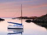 Newport, Rhode Island, USA Fotografisk trykk av Alan Copson