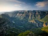 Gorges Du Verdon, Provence-Alpes-Cote D'Azur, France Photographic Print by Alan Copson