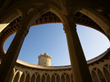 Castell De Bellver, Palma, Mallorca, Spain Photographic Print by Neil Farrin