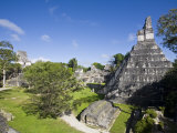 Tikal, El Peten, Guatemala Photographic Print by Jane Sweeney