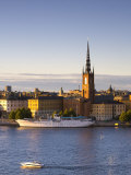 Riddarholmen and Gamla Stan, Stockholm, Sweden Photographic Print by Doug Pearson