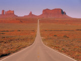 Monument Valley, Arizona, Etats-Unis Reproduction photographique par Demetrio Carrasco