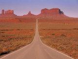 Monument Valley, Arizona, USA Reprodukcja zdjęcia autor Demetrio Carrasco