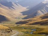 Tash Rabat Caravanserai, Kyrgyzstan Photographic Print by Jane Sweeney