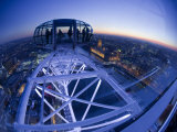 London Eye, London, England Photographic Print by Jon Arnold
