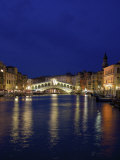 The Rialto Bridge, Venice, Italy Photographic Print by Neil Farrin