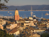 St.Tropez, Cote D&#39;azur, France Photographic Print by Doug Pearson