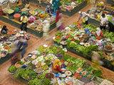 Central Market, Kota Bharu, Kelantan State, Malaysia Photographic Print by Gavin Hellier