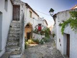 Medieval Quarter, Castelo De Vide Village, Alentejo, Portugal Photographic Print by Michele Falzone