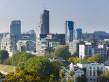 City Skyline, Vilnius, Lithuania Photographic Print by Gavin Hellier