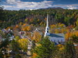 Stowe, Vermont, USA Photographic Print by Alan Copson