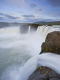 Godafoss Waterfall, Iceland Photographic Print by Michele Falzone