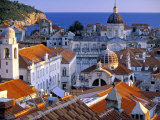 Dubrovnik, Croatia Photographic Print by Peter Adams