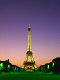 Eiffel Tower, Paris, France Photographic Print by Steve Vidler