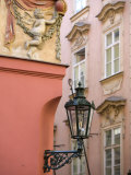 Building Detail, Old Town, Prague, Czech Republic Photographic Print by Doug Pearson