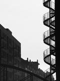Speicherstadt Port Renovated Warehouses, Hamburg, State of Hamburg, Germany Photographic Print by Walter Bibikow