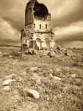 Church of the Redeemer  Ani Ruins  Kars  Eastern Turkey  Turkey