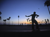 Venice Beach, Los Angeles, USA Photographic Print by Neil Farrin