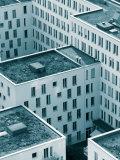 Office Buildings, Hamburg, Germany Photographic Print by Walter Bibikow